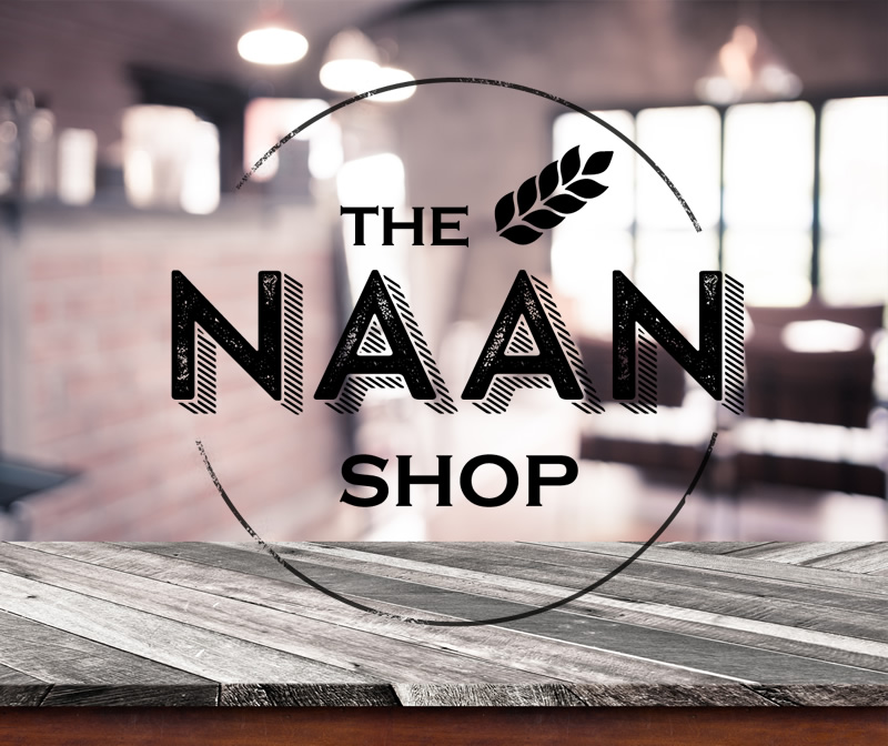 The Naan Shop Branding & Logo - Design