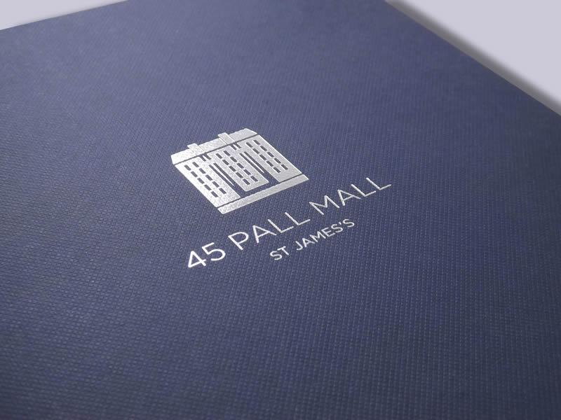 45 Pall Mall St James Brochure - Print