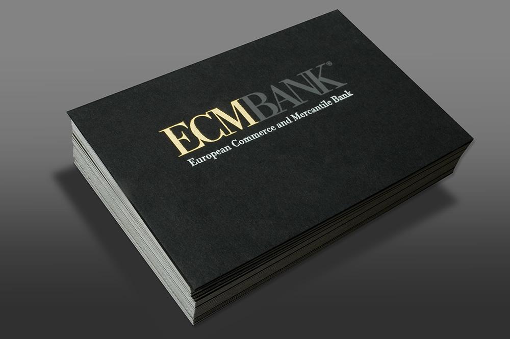 ECM Bank - Design
