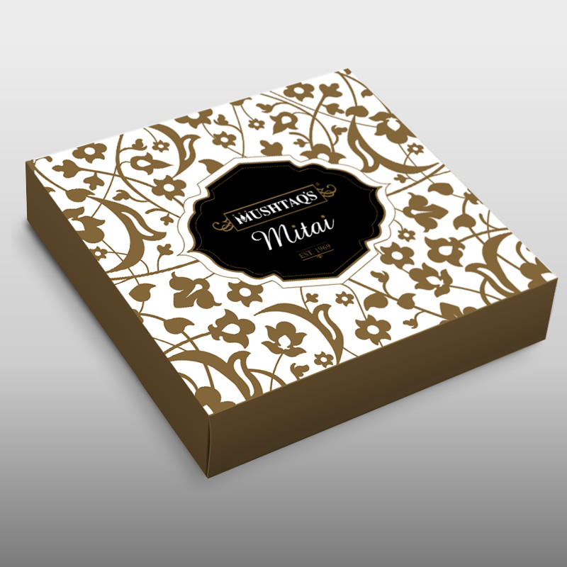 Mushtaqs Dessert Box - Design